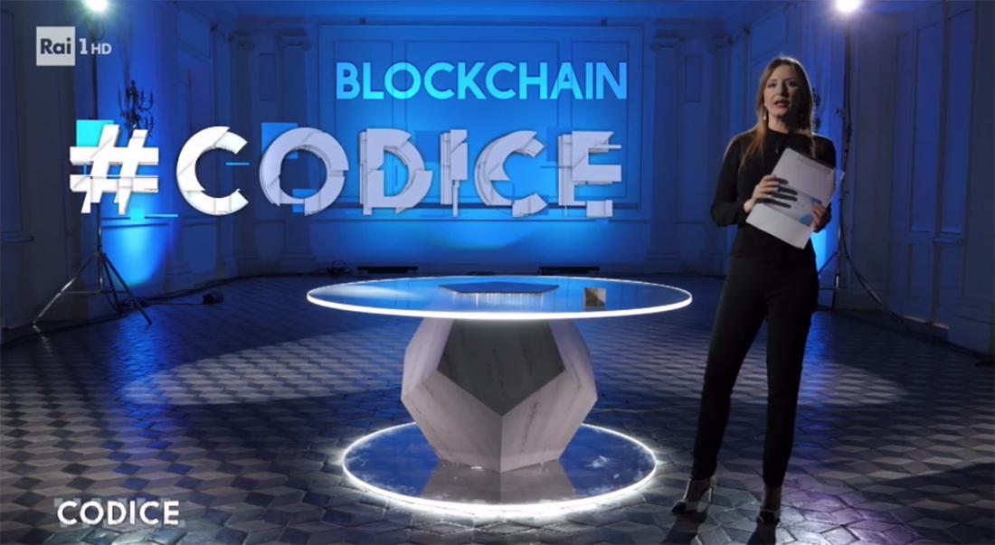 Successo Blockchain, la tecnologia che conquista Rai Uno – Helperbit.com